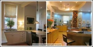 heritage homes modern kitchens