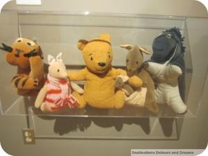 Pooh stuffed toys