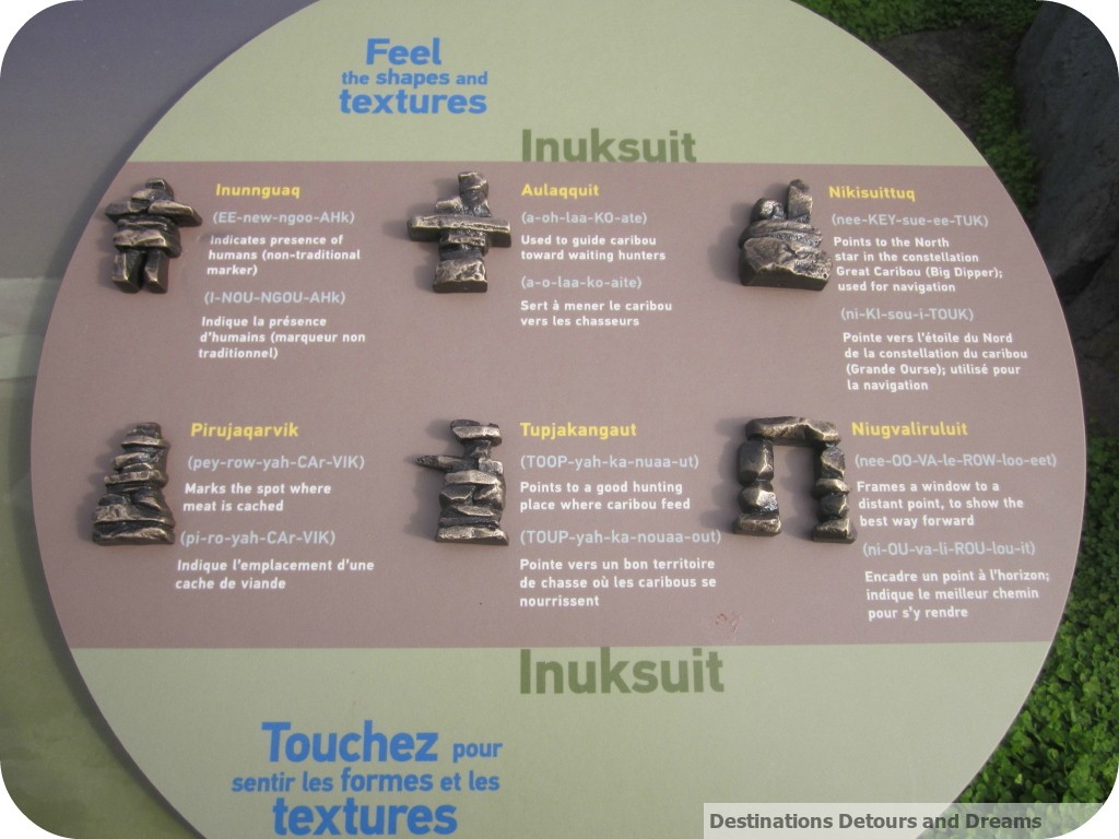 inukshuk explanation