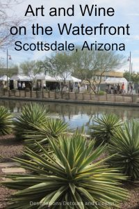 Waterfront Fine Art and Wine Festival in Scottsdale, Arizona