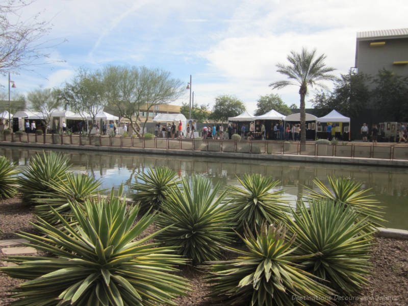 Waterfront Fine Art & Wine Festival , Scottsdale, Arizona