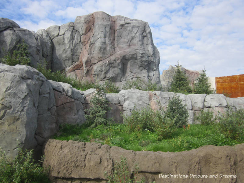 Journey to Churchill at Assiniboine Park Zoo in Winnipeg, Manitoba
