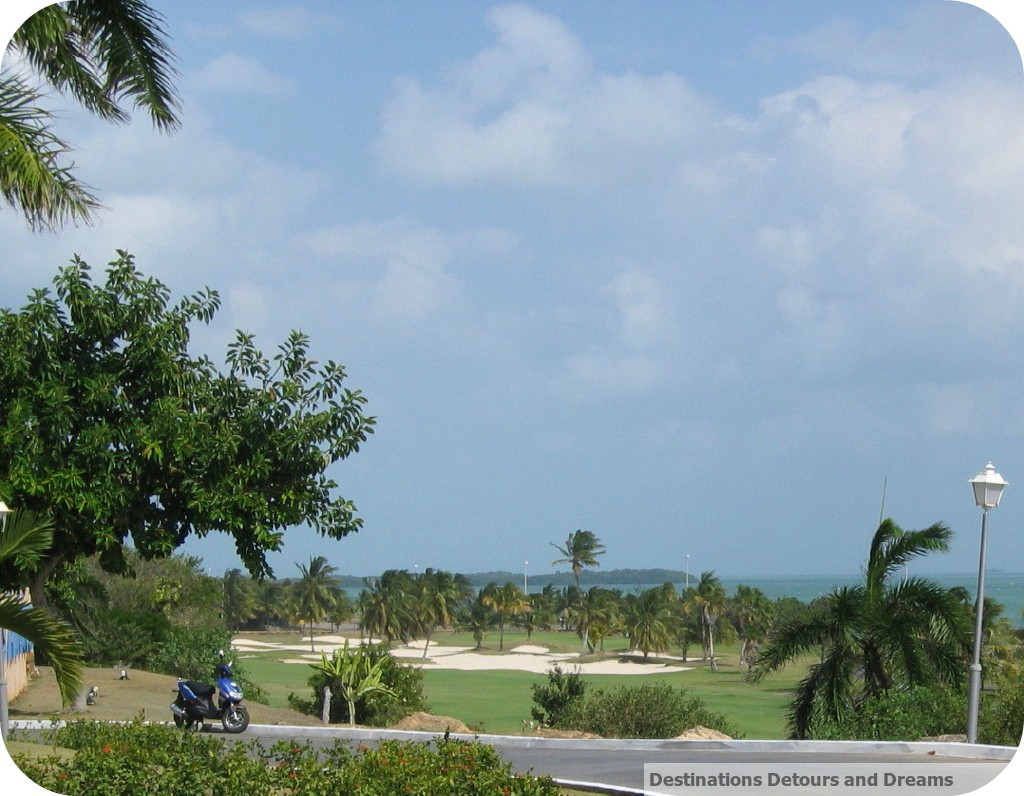 Cuban golf course