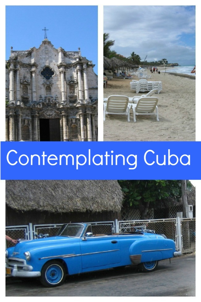 A visit to Cuba - beaches, Havana, sugar cane, crafts, an Indian village