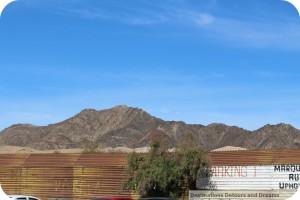 Border of Los Algodones