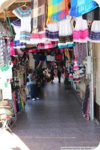 Los Algodones shopping