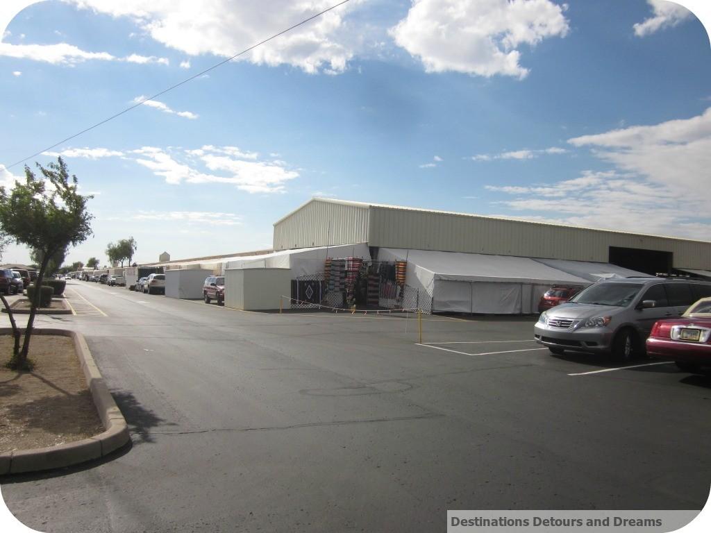 Mesa Market Swap Meet exterior