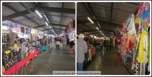aisles at Mesa arket Swap Meet