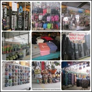 Mesa Market Swap Meet merchandise