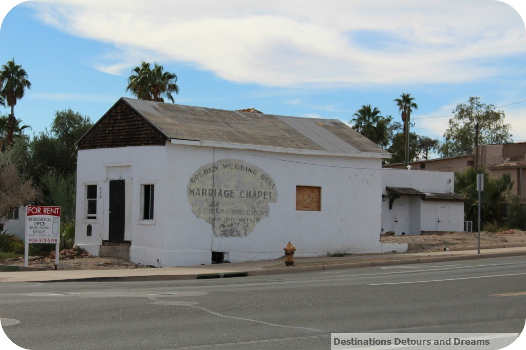 Yuma Chapel