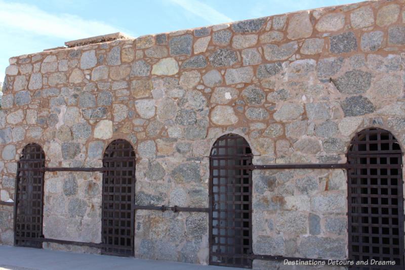 Yuma Prison Museum in Yuma Arizona