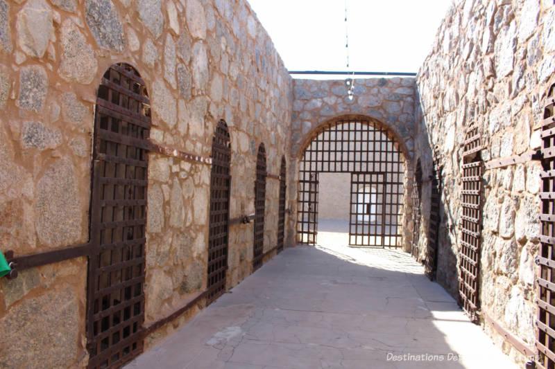 Yuma Prison Museum, Yuma, Arizona