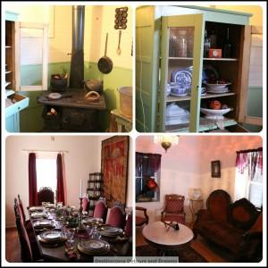 Snaguinetti House interior