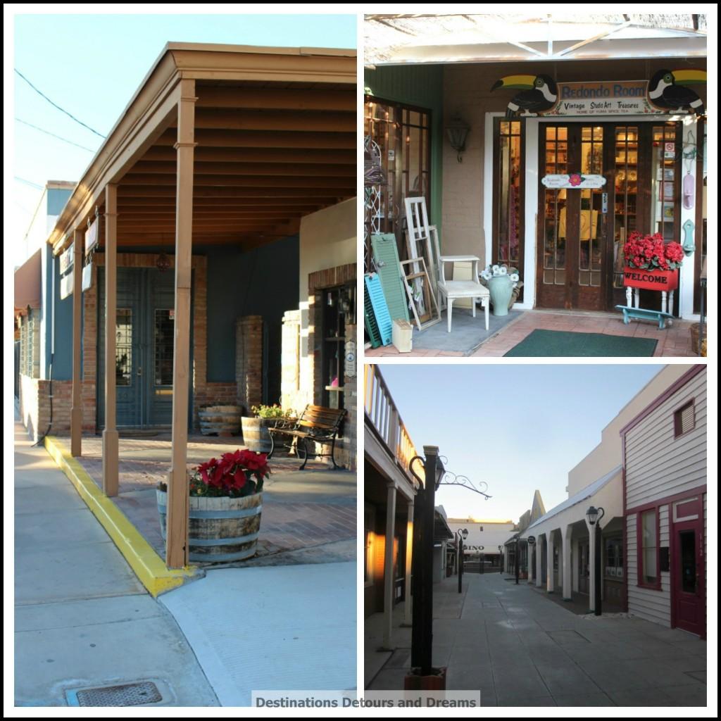 Yuma shops