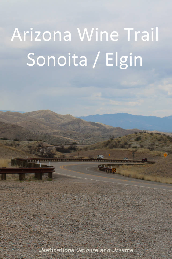 Arizona Sonoita/Elgin wine trail