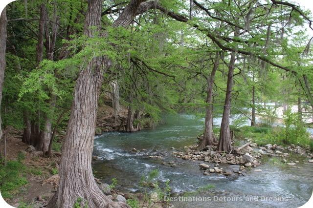 Guadalupe River at Gruene