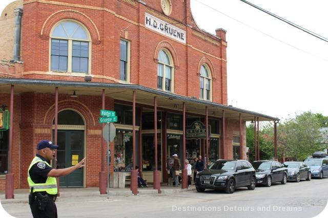 Gruene Antique Store