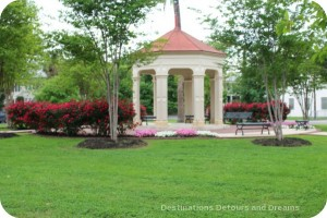 King William District bandstand
