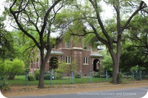 King William District home