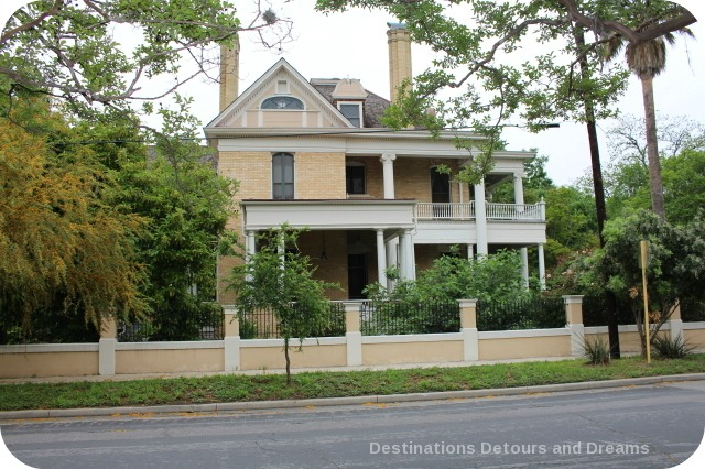 King William District house