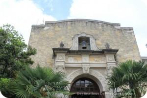 The Alamo mission