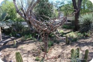 Empty Nest sculpture