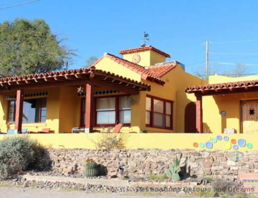 Bella Vista de Tucson Bed and Breakfast