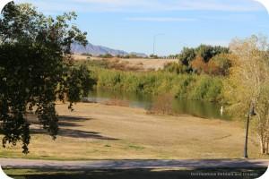 Colorado River at Yuma