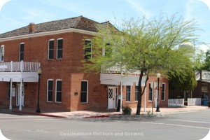 Hassayampa Building in Wickenburg