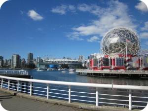 Science World view
