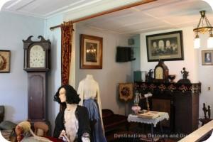 Seven Oaks House Museum parlou