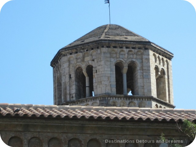 Sant Pere de Galligants belltower