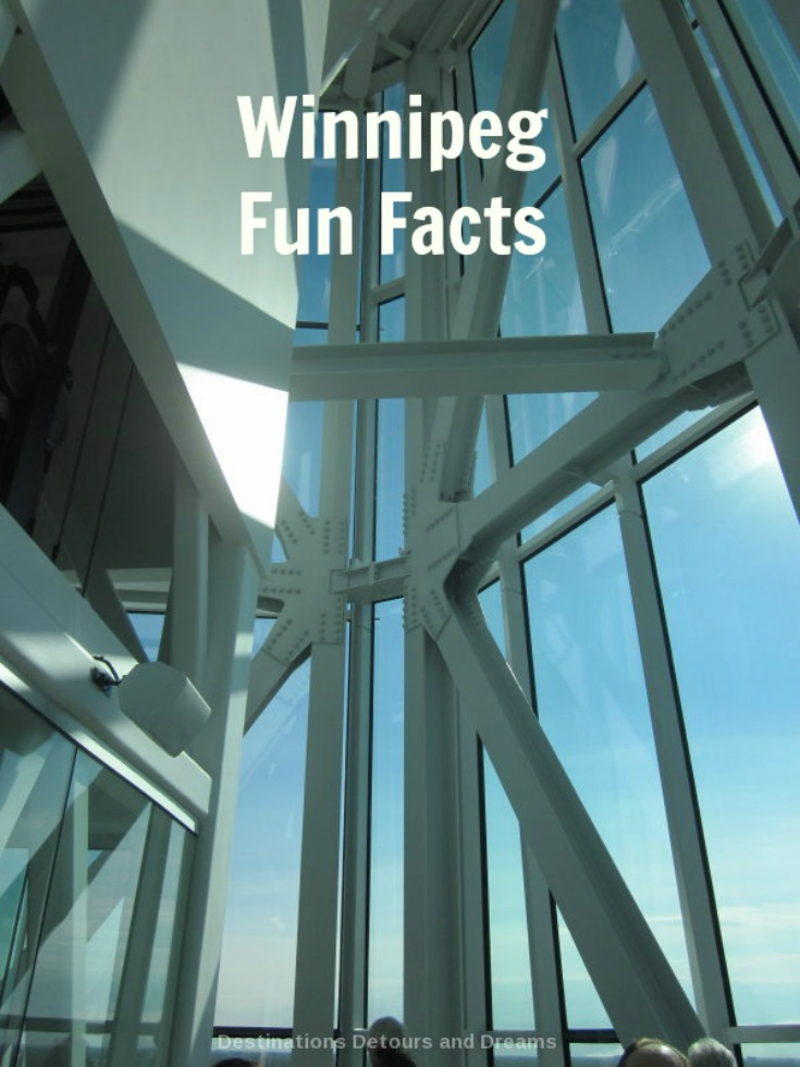 Fun facts about Winnipeg, Manitoba, Canada