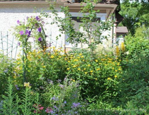 Master Gardener Tour Garden