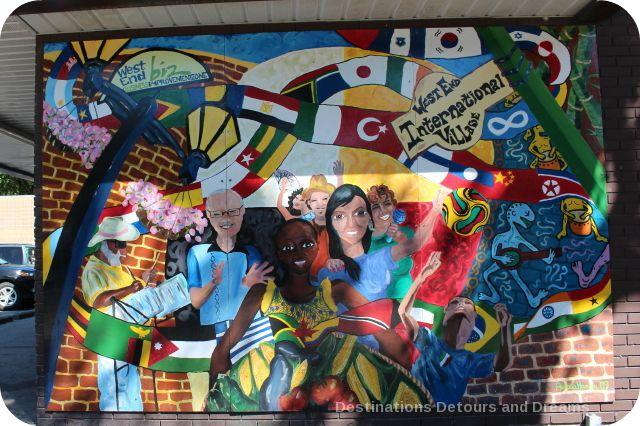 West End Murals