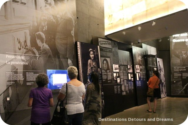 Examining the Holocaust gallery