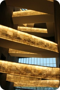 Canadian Museum for Human Rights ramps