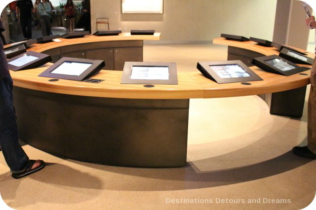 Obtaining perspectives at CMHR