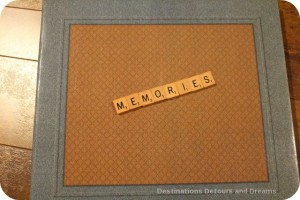 Evoking Travel Memory