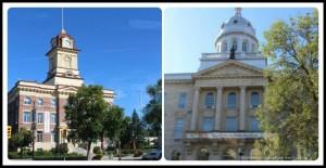 Heart of a Nation City tour - images of St. Boniface