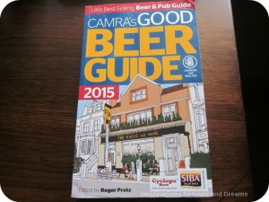 Travelling with The Good Beer Guide