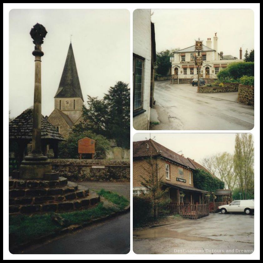 travelling with The Good Beer Guide - English pubs and villages