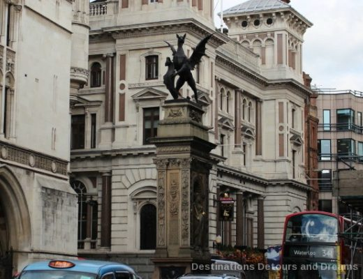 Banker and Brokers Tour of London's City History