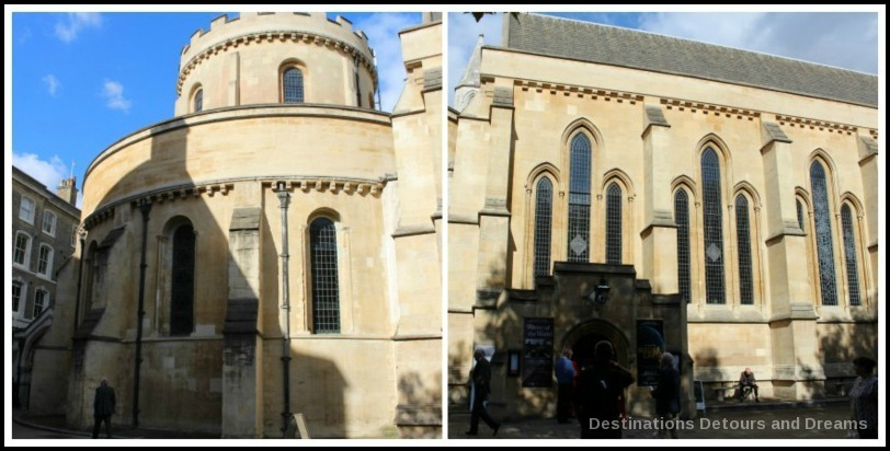Banker and Brokers London Tour: Temple Church