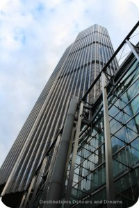 Bankers and Brokers London Tour: Tower 42