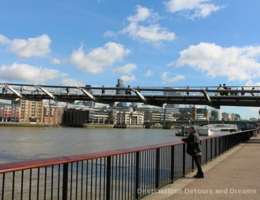 Bankside River Walk