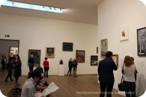Bankside River Walk: Inside Tate Modern
