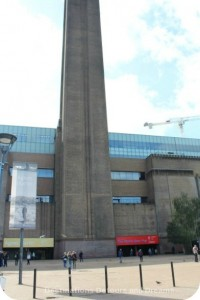 Bankside River Walk: Tate Modern