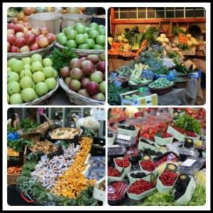 Borough Market foods