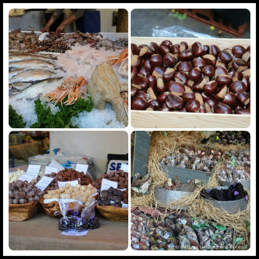Borough Market foods